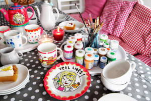 workshops SERVIES SCHILDEREN nickies